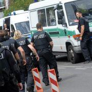 In Berlin-Steglitz hat ein Patient auf einen Arzt geschossen. (Foto)