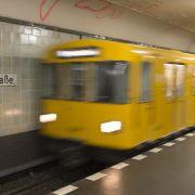 U-Bahn-Fahrer beleidigt afrikanische Fahrgäste (Foto)