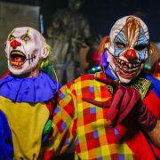 Todesangst in Brandenburg! Polizei schnappt Horror-Clown (Foto)