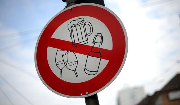 Zu viel Gewalt! Deutsche Stadt verhängt Alkoholverbot in Innenstadt (Foto)