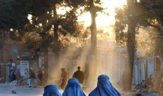 In den Niederlanden ist die Burka verboten. (Foto)