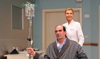 In der «Sachsenklinik» haben die Ärzte noch Zeit (Foto)