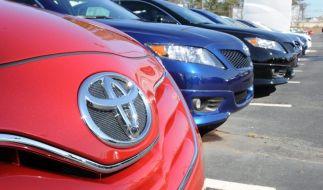 In Deutschland 215 800 Toyota von Rückruf betroffen (Foto)