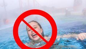 In einer Therme in Österreich haben Kinder nun Hausverbot. (Foto)