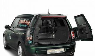 In Genf wird der Mini Clubman zum Lieferwagen (Foto)