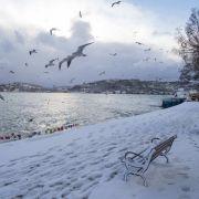 Wetter-Irrsinn! Im Osten gefühlt minus 20 Grad, im Westen warm (Foto)
