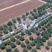 Zahl der Toten nach Zugunglück steigt auf 20 (Foto)