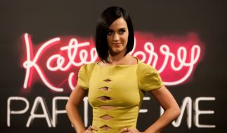 In der Kino-DokumentationPart Of Me zeigt Katy Perry wie hart sie für ihren Erfolg gearbeitet hat. (Foto)