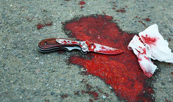 In Köln hat einer junger Mann eine Frau erstochen. (Foto)
