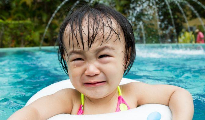 In einem Kölner Schwimmbad wurden Kinder belästigt. (Symbolbild) (Foto)