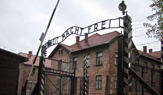 In Konzentrationslagern töteten die Nazis Millionen Menschen. (Foto)