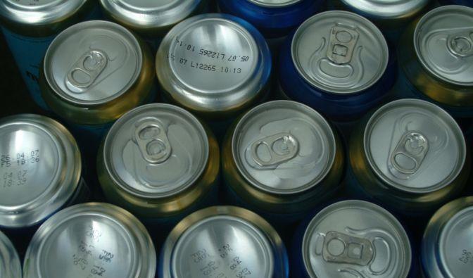 In Liverpool hat ein Bierhersteller Dosen an Obdachlose verteilt. (Foto)