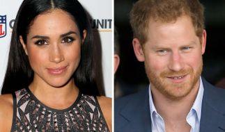 In London wurden Meghan Markle und Prinz Harry zusammen gesehen. (Foto)
