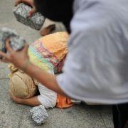 Liebespaar von Fundamentalisten zu Tode gesteinigt (Foto)