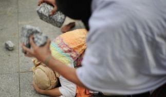 In Mali wurde ein Liebespaar von Extremisten zu Tode gesteinigt (Symbolbild). (Foto)