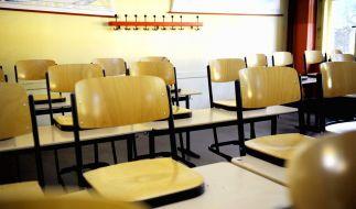 In Nordrhein-Westfalen sollen wegen der Schweinegrippe die Schulbänke länger leer bleiben.   (Foto)