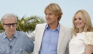 In Paris verliebter Allen eröffnet Filmfestival Cannes (Foto)
