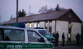In Recklinghausen wurden Zimmer einer Flüchtlingsunterkunft durchsucht und Verdächtige festgenommen. (Foto)