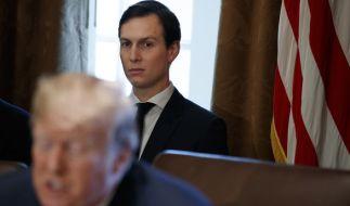 In der Russland-Affäre rückt Trumps Schwiegersohn Jared Kushner immer stärker in den Blickpunkt. (Foto)