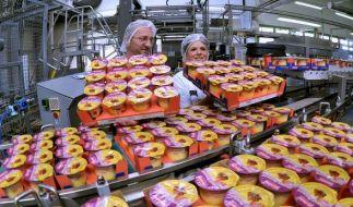 In Sachsen-Anhalt soll vergifteter Joghurt im Umlauf sein. (Foto)