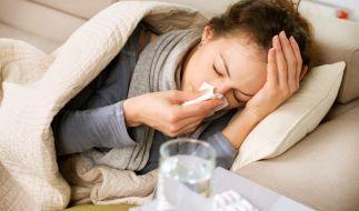 In Sachsen ist die Zahl der Grippe-Erkrankungen auf 15.400 gestiegen. (Foto)