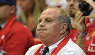 In der Steuer-Affäre will FCB-Präsident Uli Hoeneß schweigen - und Medien verklagen. (Foto)