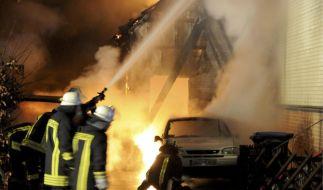 In Unna starben mindestens fünf Menschen. (Foto)