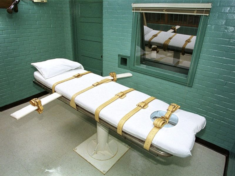 Todesstrafe Fakten