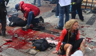 In den USA sind drei weitere Verdächtige im Zusammenhang mit dem Terroranschlag in Boston festgenommen worden. (Foto)