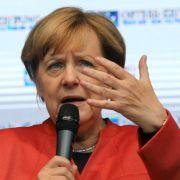 Bei DIESER Antwort reagierte Merkel deutlich genervt (Foto)