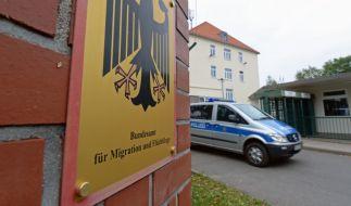 In Zwickau wurde eine Sprengsatz-Attrappe in einem geplanten Asylbewerberheim entdeckt. (Foto)