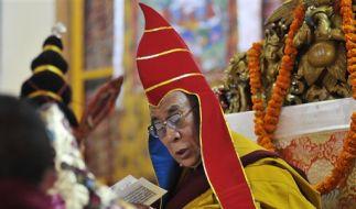 India Tibet Dalai Lama (Foto)