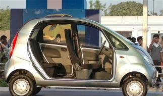 Indien Autoindustrie Tata (Foto)