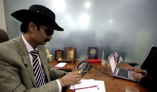 Indien Hochzeit Detektive (Foto)