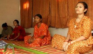Indische Leihmütter (Foto)