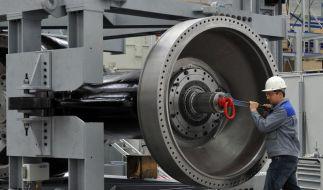 Industrieaufträge fallen stärker als erwartet (Foto)