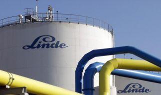 Industriegase-Spezialist Linde: Asien treibt Geschäfte an (Foto)