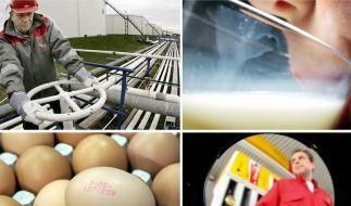 Inflation bleibt auf hohem Niveau: Essen teurer (Foto)