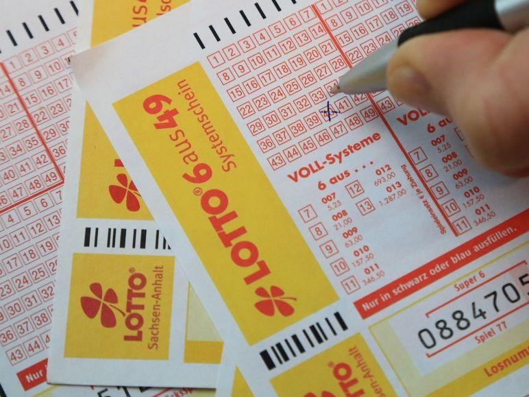 lottozahlen vom mittwoch 6 aus 49 Frankfurt