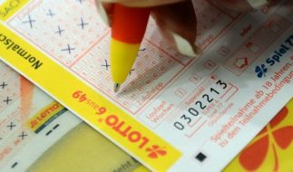Infos zu Lotto am Mittwoch, Lottozahlen und Quoten hier. (Foto)