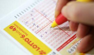 Infos zu Lotto am Samstag vom 08.10.2016. (Foto)