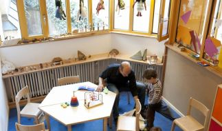 Initiative sucht Gastfamilien für getrennt lebende Väter (Foto)