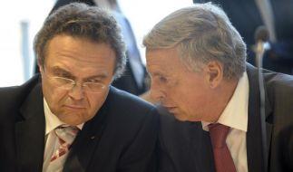 Innenausschuss des Bundestages (Foto)
