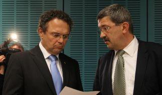 Innenminister wollen Beweise gegen NPD sammeln (Foto)