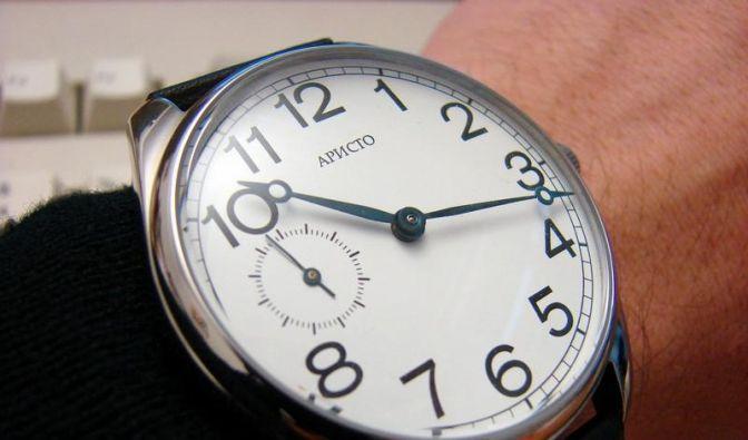Innere Uhr (Foto)