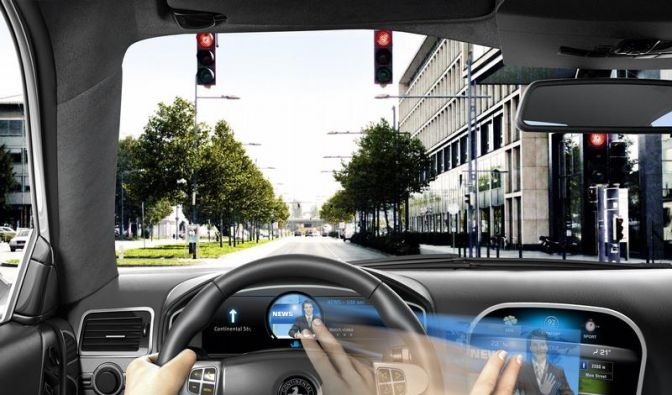 Innovative Bediensysteme im Auto (Foto)