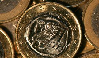 Ins Bodenlose soll der Euro aber auch nicht fallen, hofft die deutsche Wirtschaft. (Foto)