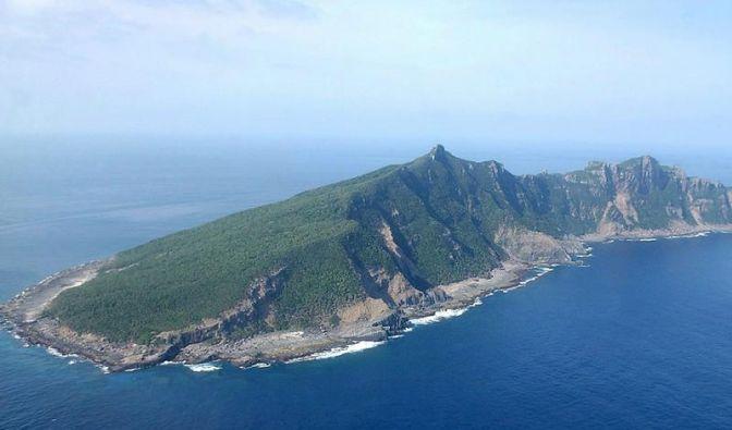 Inselstreit mit Japan spitzt sich zu: China schickt Marineschiffe (Foto)
