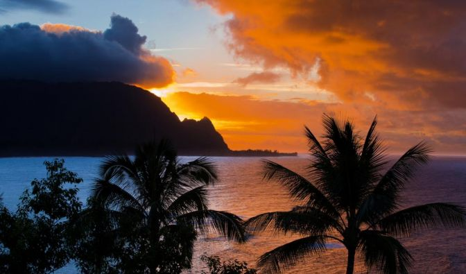 Inselurlaub auf Kauai (Foto)