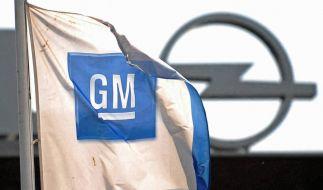 Insgesamt braucht GM 3,3 Milliarden Euro für die Sanierung von Opel. Sagt GM. (Foto)